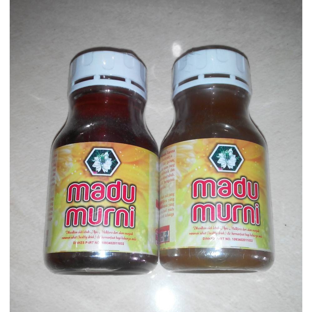 Madu Arab Al Shifa 1 Kg Kemasan Kawat 1kg Import Saudi Alshifa Natural Honey Asli Shopee Indonesia