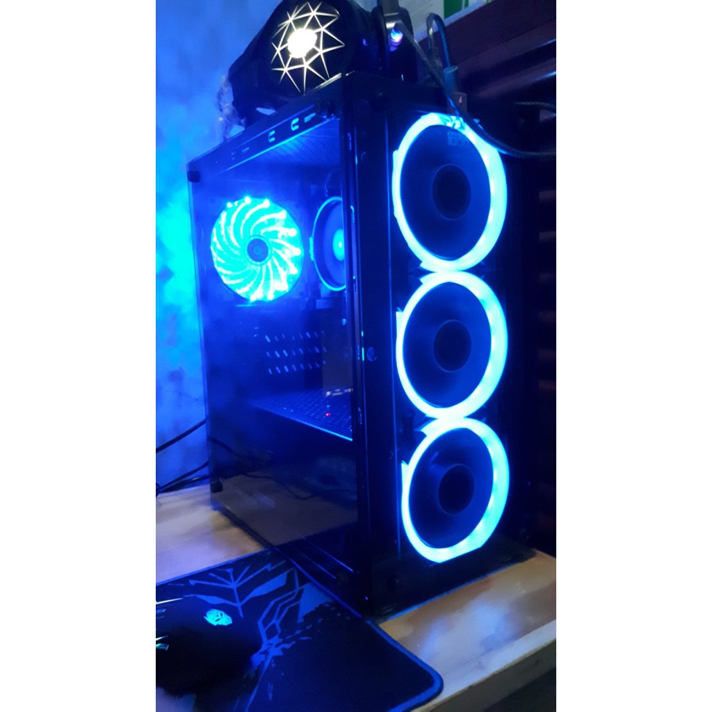 PC Gaming Core I7 Feat Geforce GT 1030 2GB DDR5 Editing-Rendering