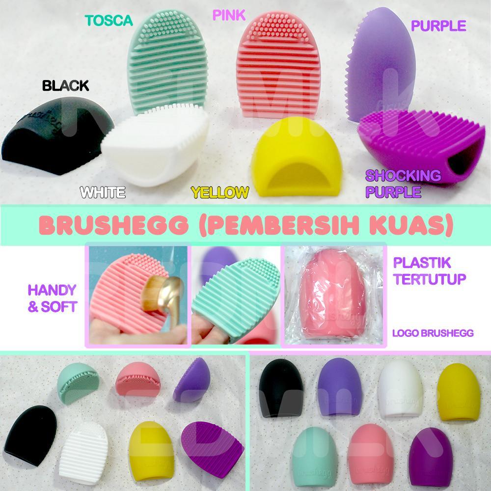 Silicon Sponge Puff Silikon Beauty Blender Make Up Bening Silisponge Spon Silicone Bedak Silipuff Shopee Indonesia