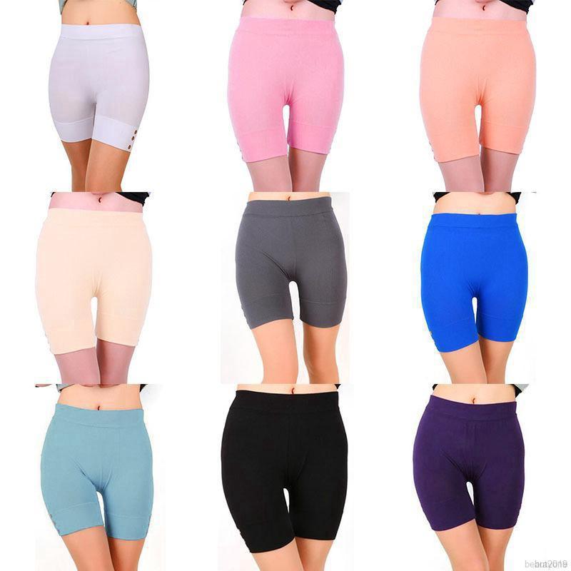 Celana Legging Pendek Wanita Model Elastis Slim Untuk Fitness Shopee Indonesia