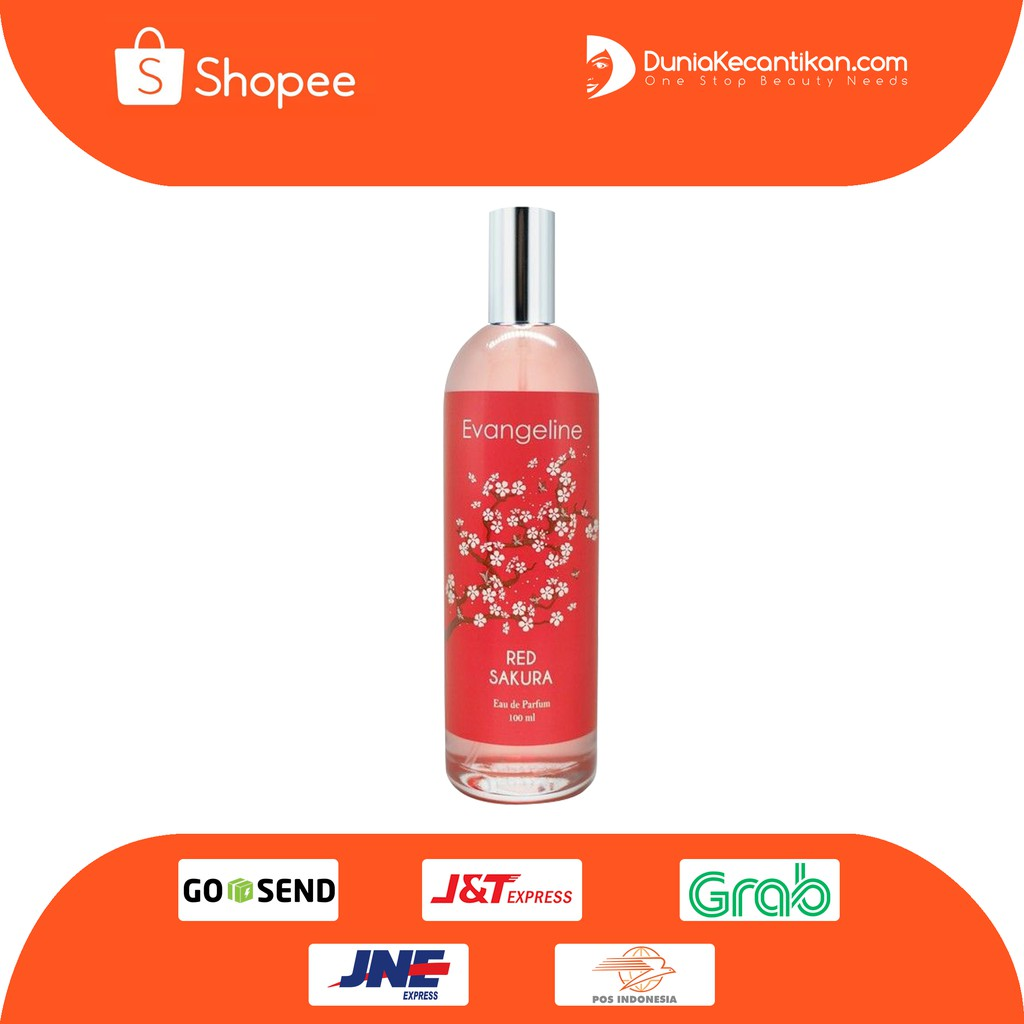 Parfum Evangeline Batik Elle 100ml / Evangeline Batik 100ml Varian Elle / Parfum Original Murah   Shopee Indonesia