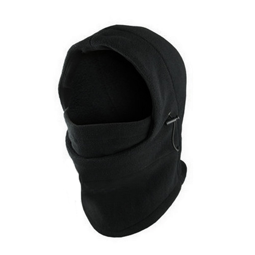 New Black Biker Balaclava Ninja Headpiece Hat Cap Mask Scarf Police Ski Costume