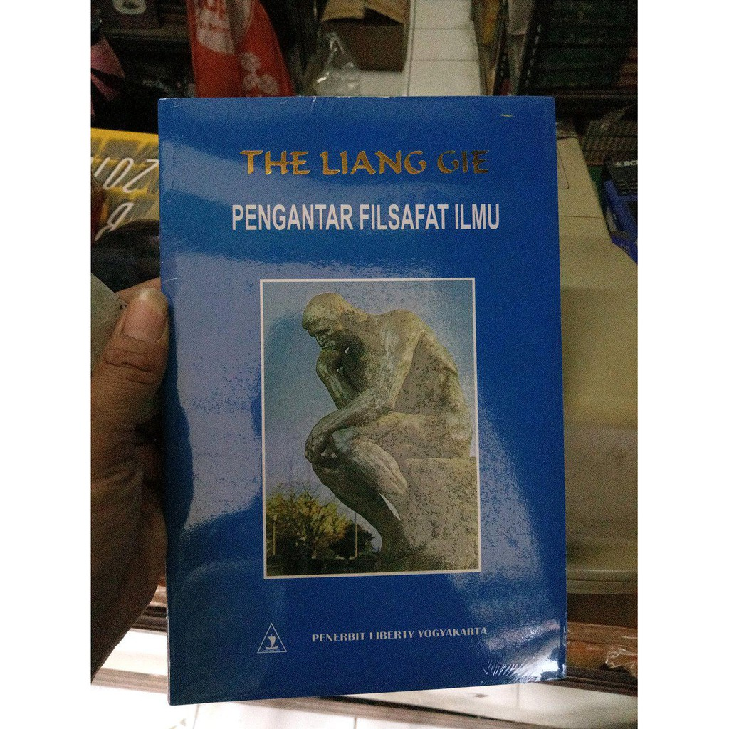 Buku The Liang Gie Pengantar Filsafat Ilmu - Info Terkait Buku