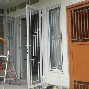Pintu Tralis Teralis Plus Kasa Nyamuk Shopee Indonesia