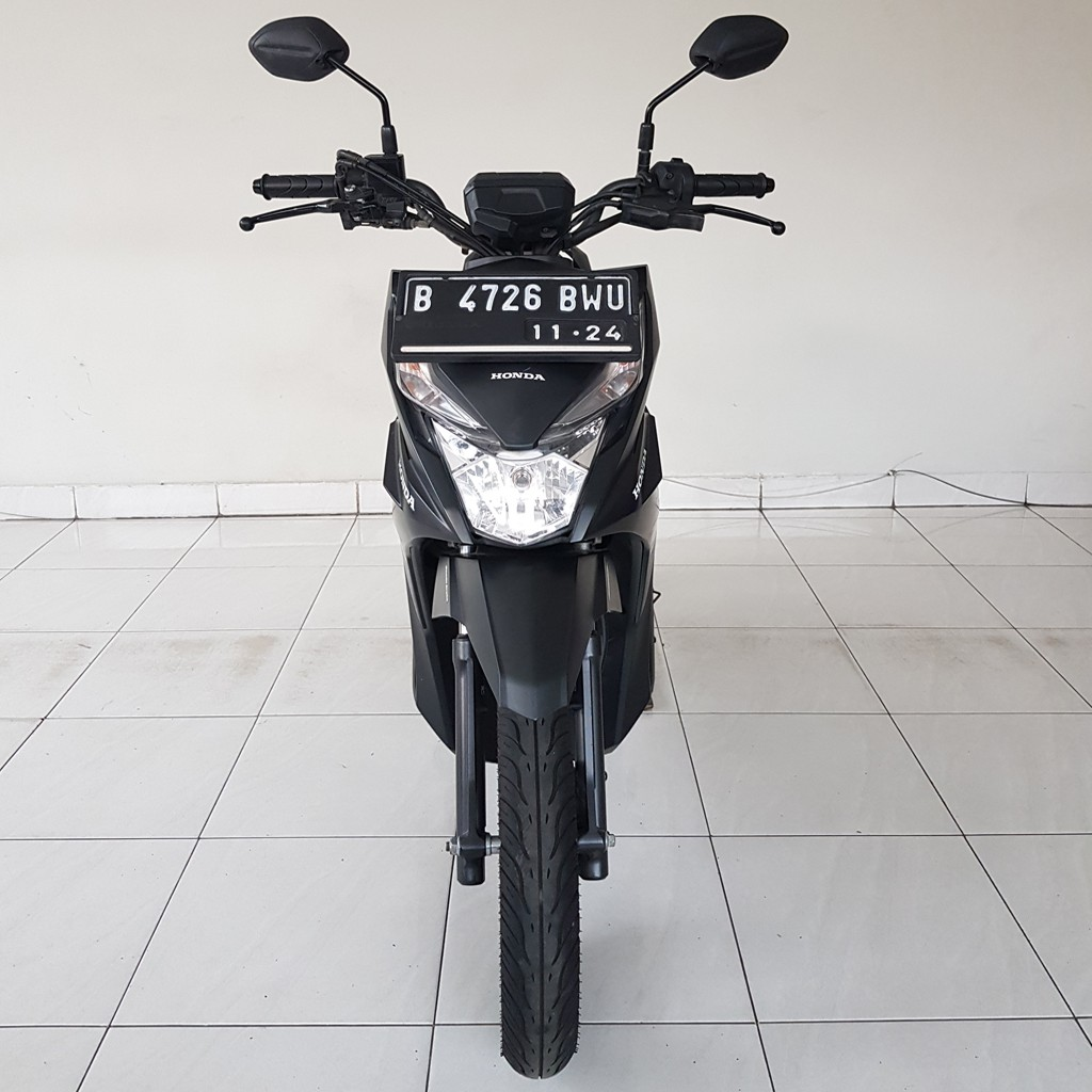 Honda Beat Street CW FI 2019 | Uung Motor : Motor Bekas - Jakarta Barat
