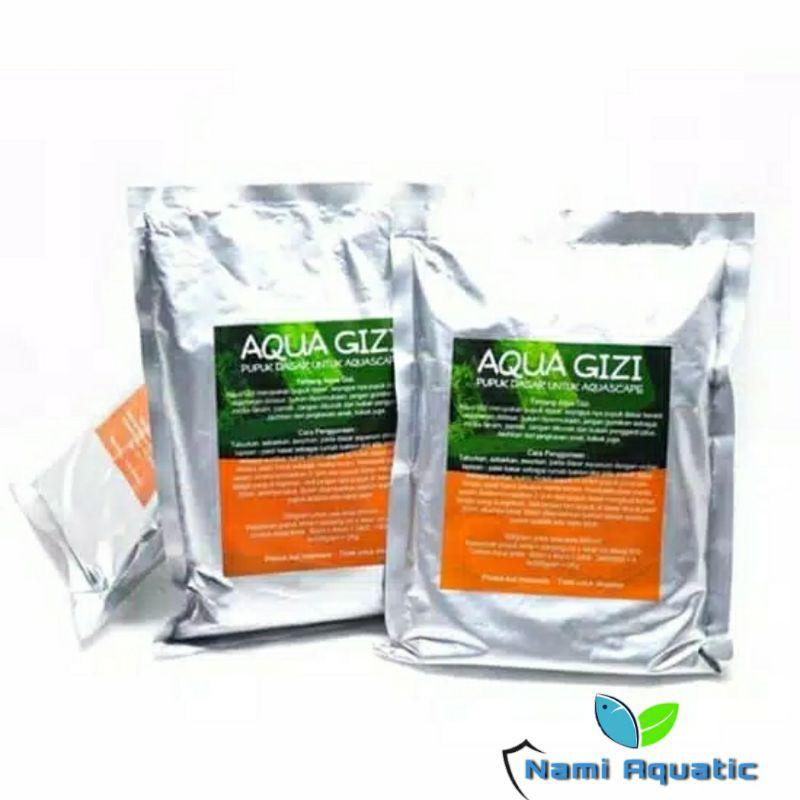 pupuk dasar Aqua gizi 1 kg | aquascape | pupuk dasar |Aquagizi