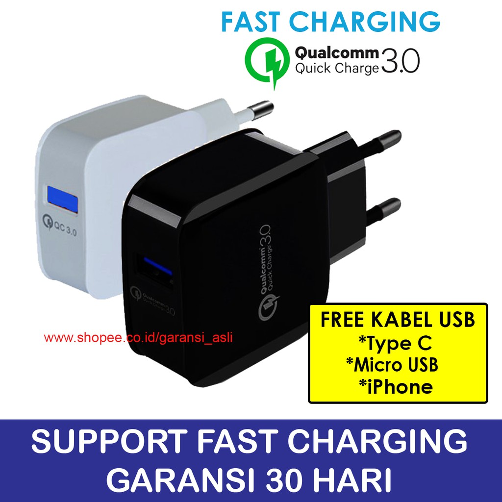 DC 12V Dual USB 3.1A Car Quick Charger LED Voltage 3.0 Fast Charging | Shopee Indonesia