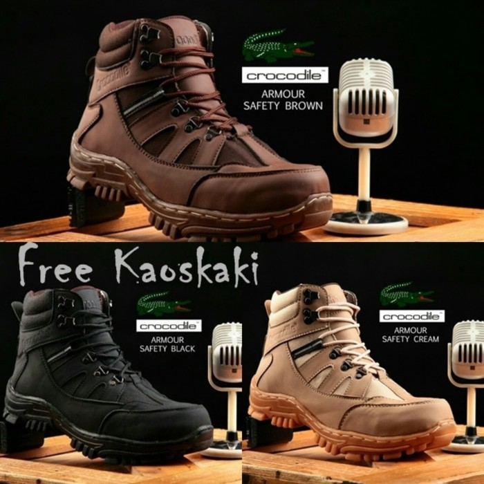 Belanja Online Boots - Sepatu Pria  5b6dc16473