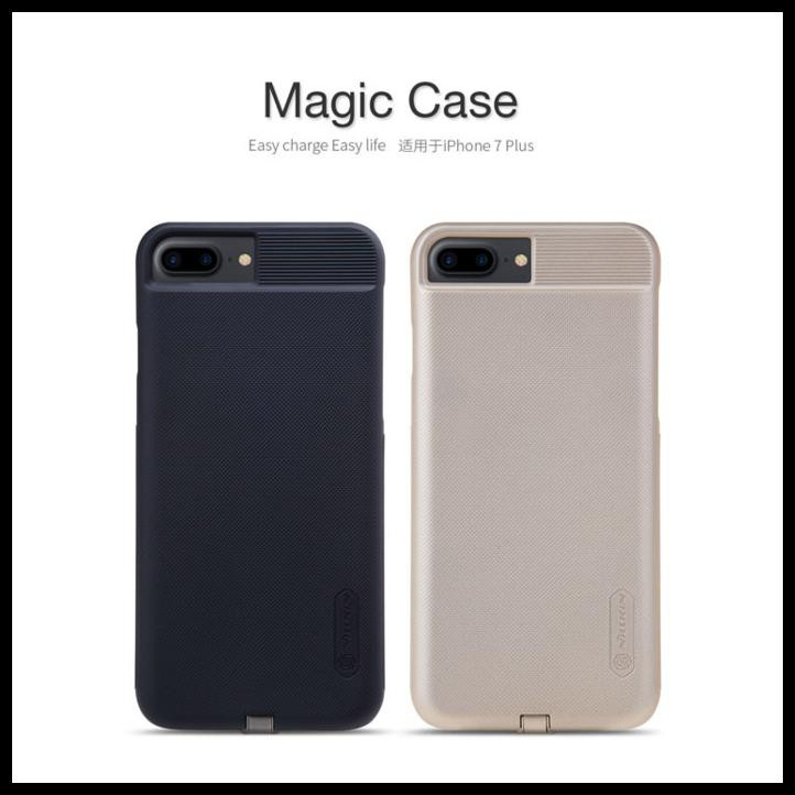 CASING IPHONE 7/7 PLUS BASEUS WIRELESS CHARGER RECEIVER CASE | Shopee Indonesia