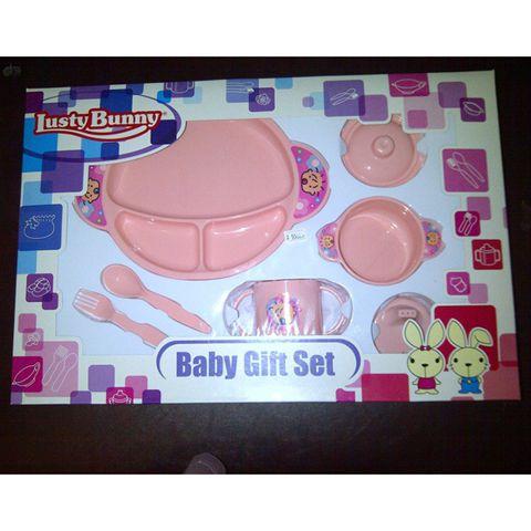 Peralatan Makan Bayi Lengkap. Source · Feeding Set BPA FREE Lusty Bunny .