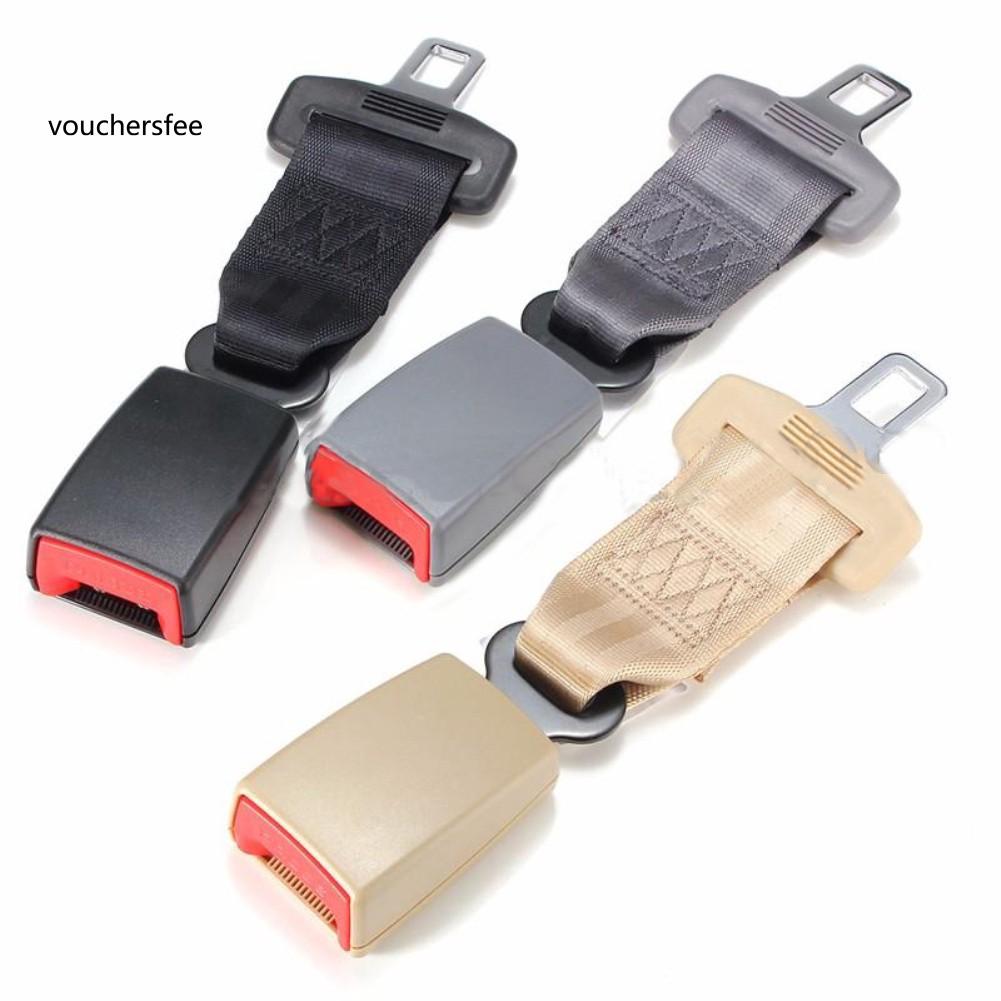 Universal 23cm Car Seat Belt Adjustable Safety belt Extender Extension Buckle