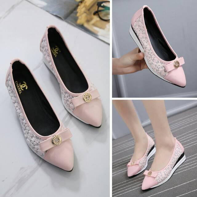 B01 | Shopee Indonesia -. Source · Sepatu Wanita Flat Shoes .