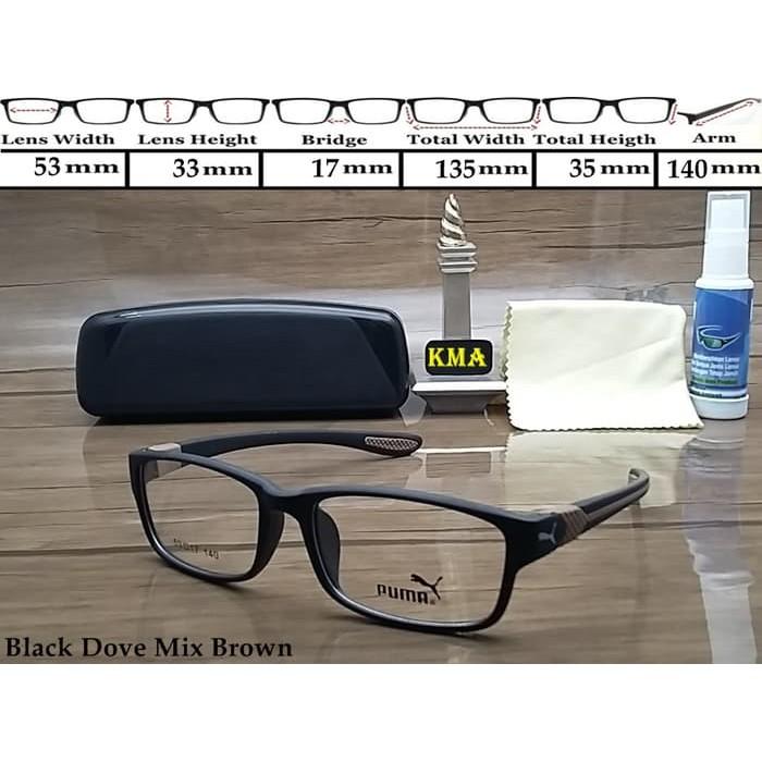 Frame+Kacamata - Temukan Harga dan Penawaran Online Terbaik - Agustus 2018   2fbab06227