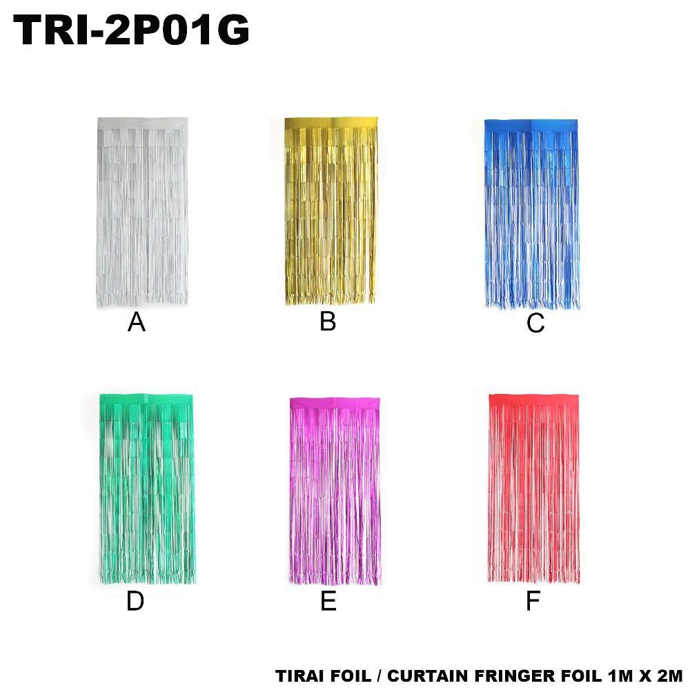 Tirai Foil Daftar Harga Terkini Dan Terlengkap Toko Online Balonasia Dekorasi Backdrop Curtain