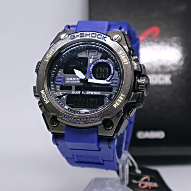 SKMEI Jam Tangan Olahraga Smartwatch Bluetooth Outdoor DG1245 BL Riyaanur | Shopee Indonesia