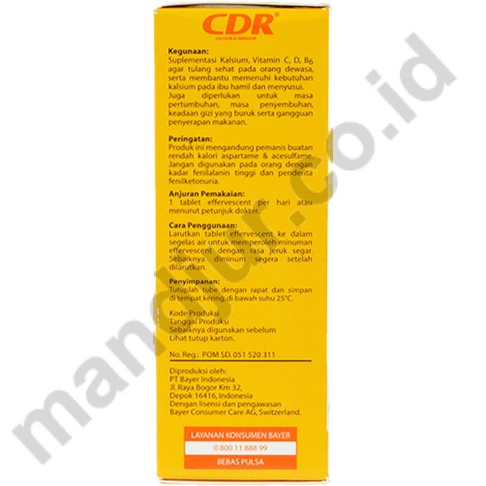 Cdr Calcium D Redoxon Asupan Nutrisi Kalsium Untuk Tulang