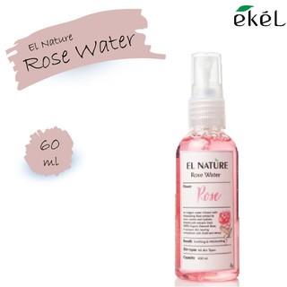 EL Nature Rose Water 60ml thumbnail