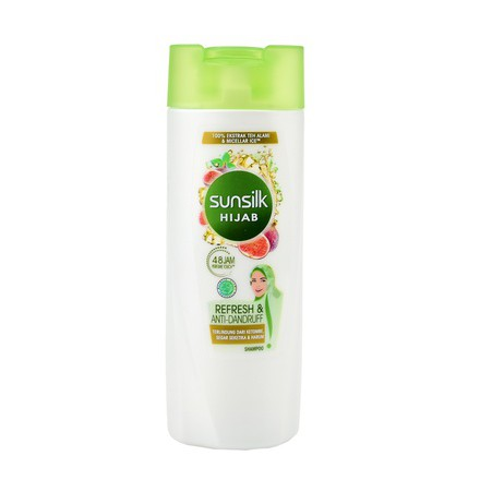 ❤️ Albani ❤️ Sunslik Hijab Refresh & Anti-Dandruff Botol 70 mL - Shampo Sunslik - Anti Ketombe - COD-3