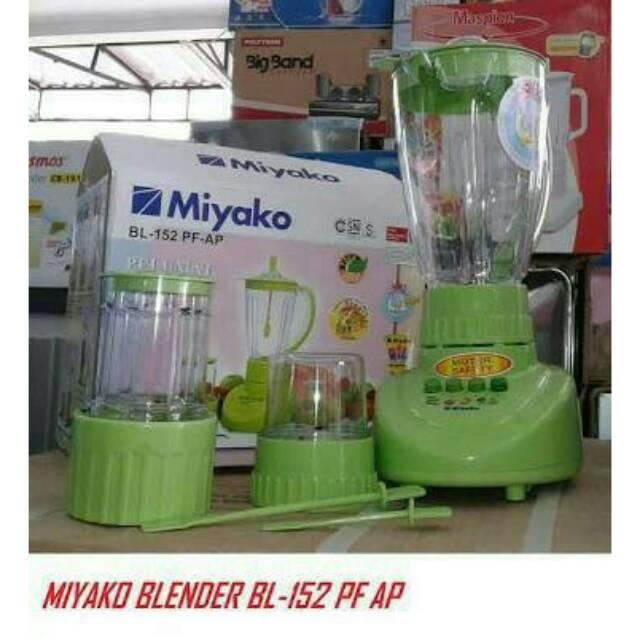 Turun Harga Blender Miyako Plastik Bl 152 Pf Ap 3 In 1 Dry Mil Wet
