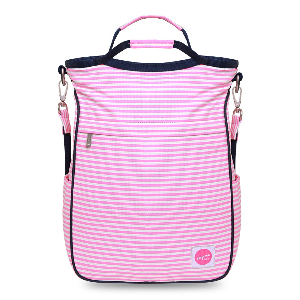 Exsport Backpack Chevronia Pink Shopee Indonesia Callie 0100 Blue Tas Ransel Wanita
