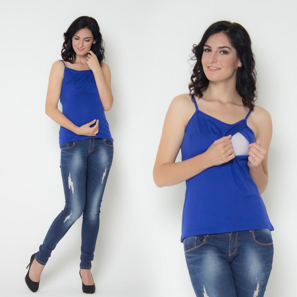 Mamibelle Malika Manset Spandex Menyusui Baju Turtleneck Justmom Sania Black Stripe Sn115 Lengan Panjang Shopee Indonesia