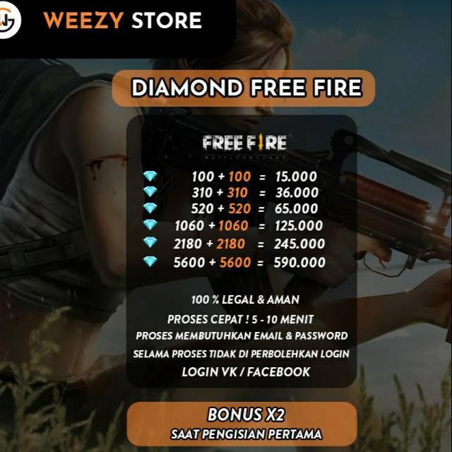 Vk Free Fire Account