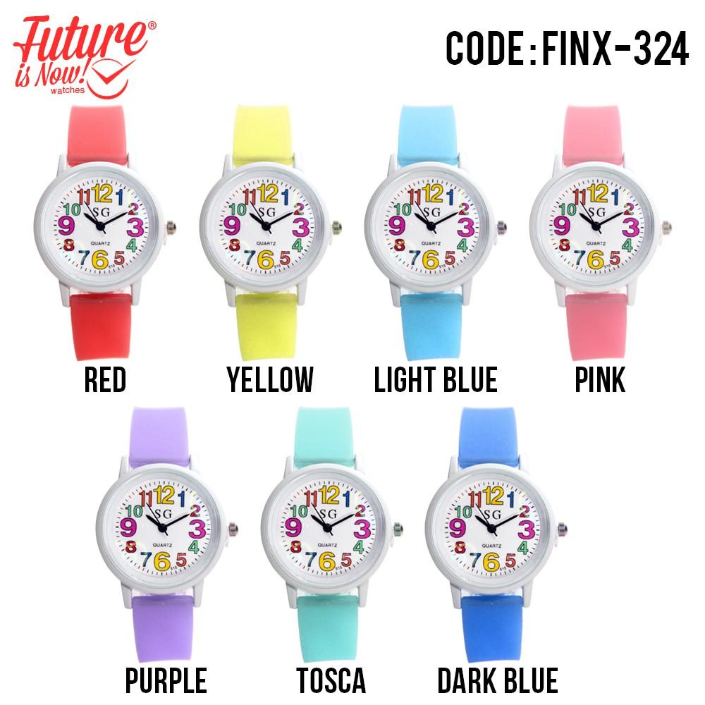 FIN-242 Future Is Now - Jam tangan fashion wanita analog  8f5bdf8e28