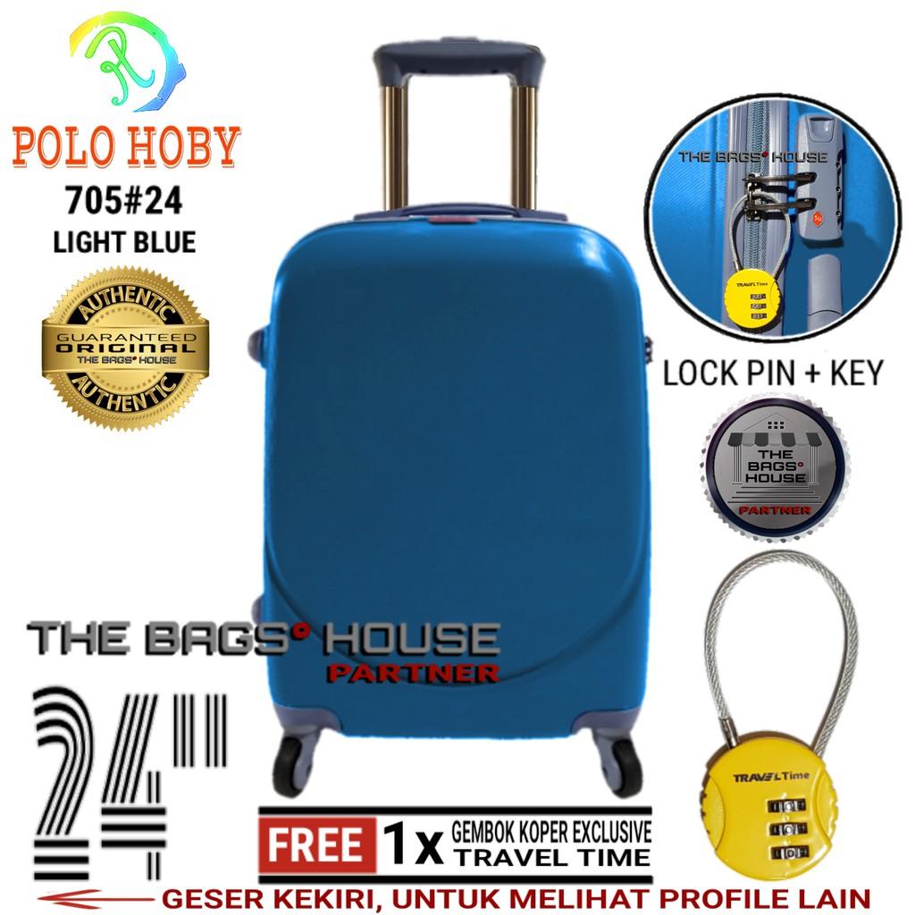Preference By Delsey Linea Koper Soft Case 75 Cm Biru Daftar Harga Source · TSA Lock