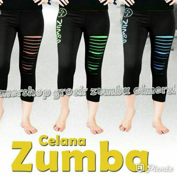 Tren Masa Kini Legging Olahraga Sobek Zumba Senam Aerobik Yoga Murah Kekinian Fg66 Shopee Indonesia