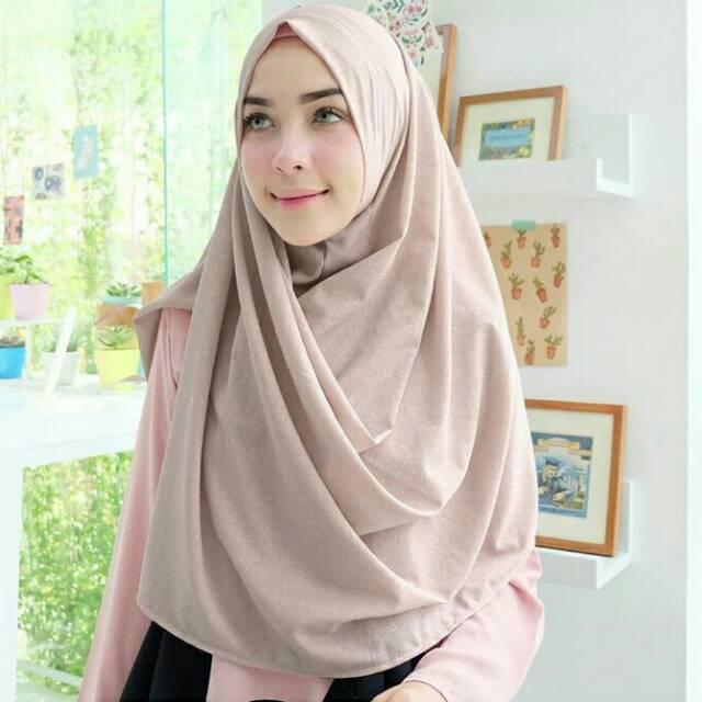 Pastan cala / pasmina instan cala / pashmina instant cala ala vanilla vanila hijab | Shopee