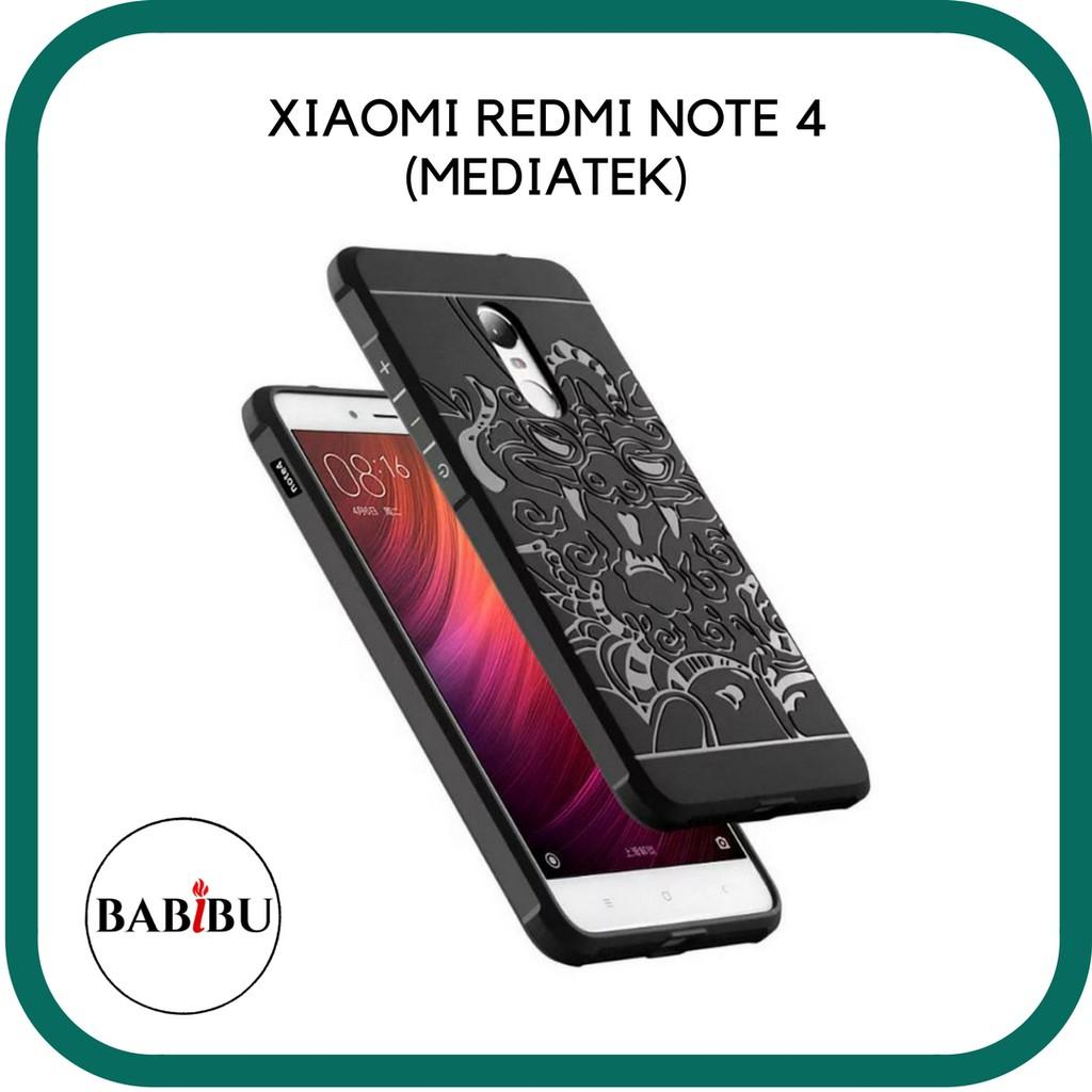 Cocose Case Dragon Xiaomi Redmi Note 4 Original TPU Soft Backcase | Shopee Indonesia
