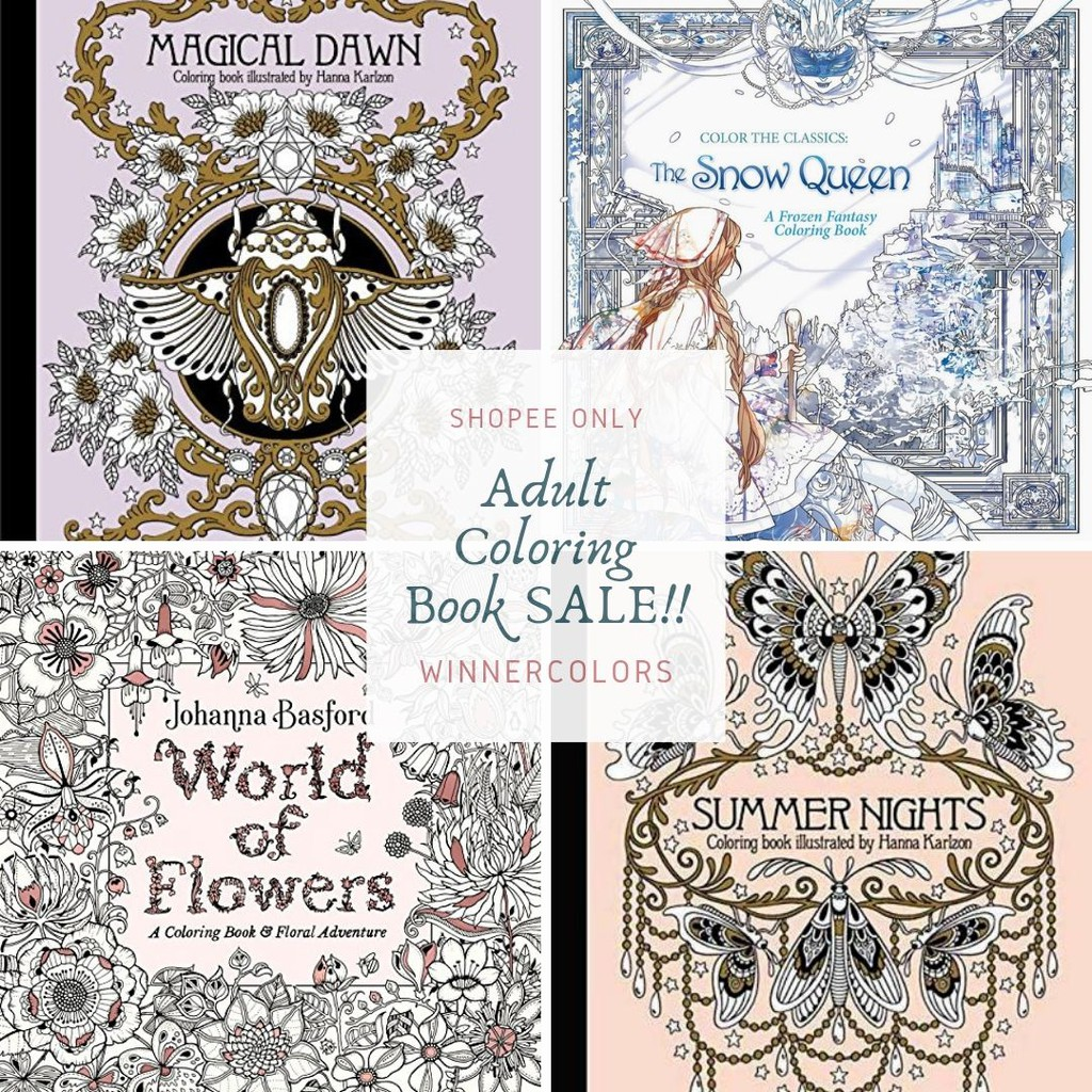 Coloring Books For Sale Near Me - Kids and Adult Coloring ...