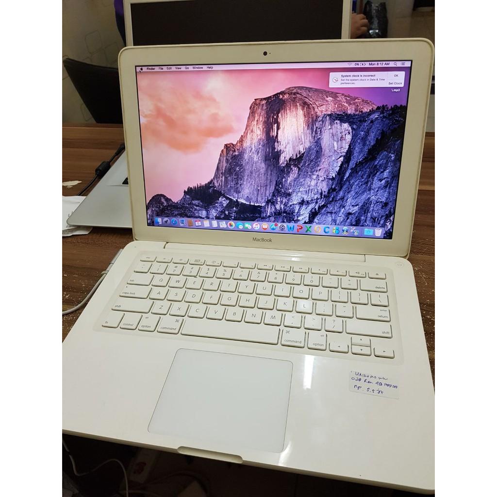 APPLE - Macbook Unibody Core 1 Duo RAM 1GB HDD 150GB 1 Inch