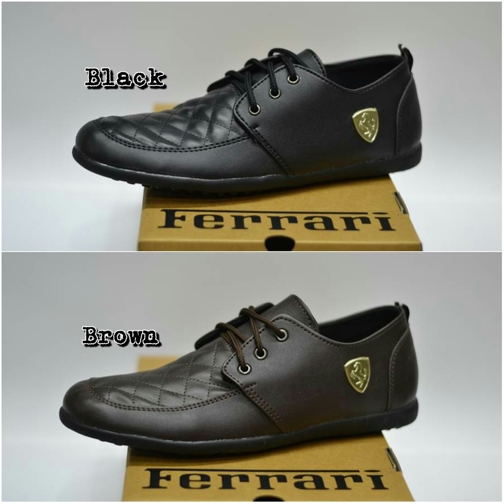 Cavallero Farrell Mens Formal Shoes Shopee Indonesia Dr Kevin Men 13343 Black Hitam 41