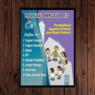 Rpp K13 Agama Kristen Kelas Xii Revisi 2017 Shopee Indonesia