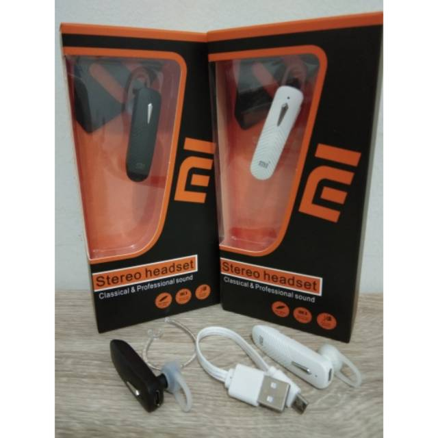 headset bluetooth Xiaomi /handsfree bluetooth Xiaomi