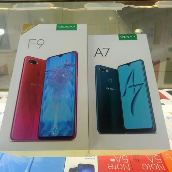 [Handphone Second] oppo A7 oppo F9 HP Bekas