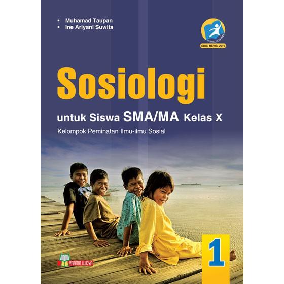 Buku Paket Sosiologi Kelas 10 Buku Sosiologi Kelas 10 Sosiologi Kelas X Kurikulum 2013 Revisi Shopee Indonesia