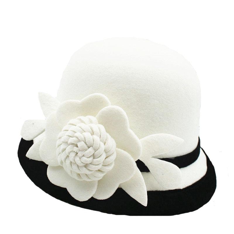 Produk Panas Musim Gugur Dan Musim Dingin Topi Wanita Kubah Topi