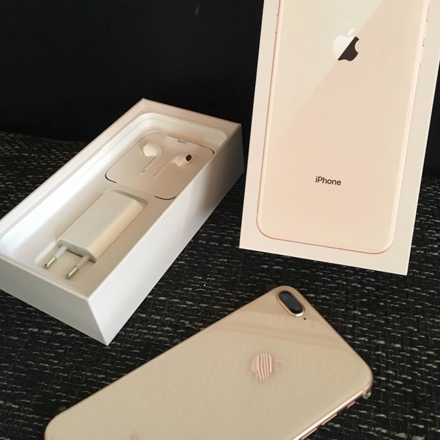 Iphone 8 Plus 256 Resmi Ibox Indonesia Shopee Indonesia