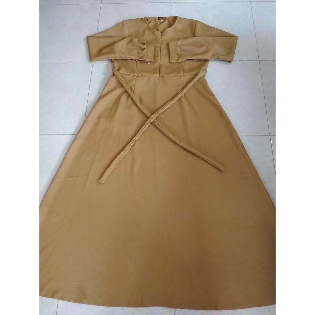 Seragam Dinas Khaky / Keky/ Keki/ PNS / Guru / Baju dinas