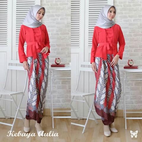 Pakaian Muslimah Wanita Setelan Batik Mona Navy - Gallery 4k Wallpapers d59d118723
