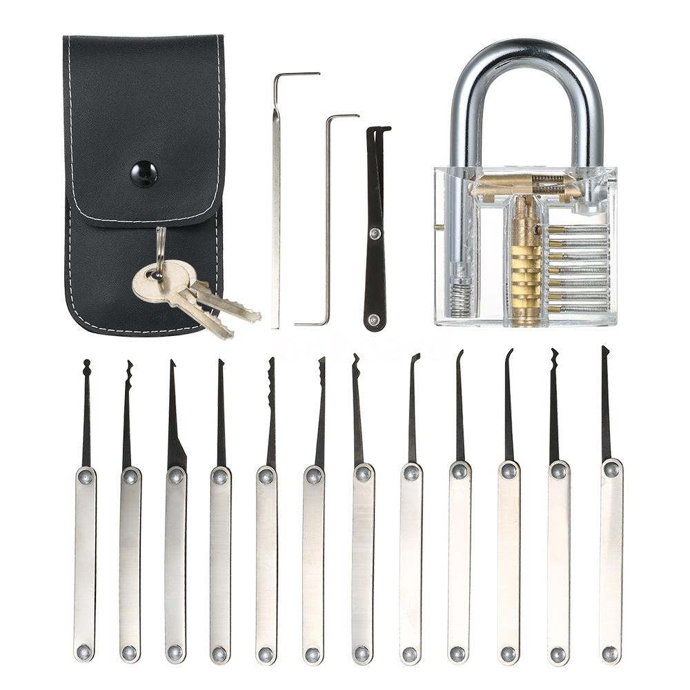 Lock Set with 15pcs and a Lock
