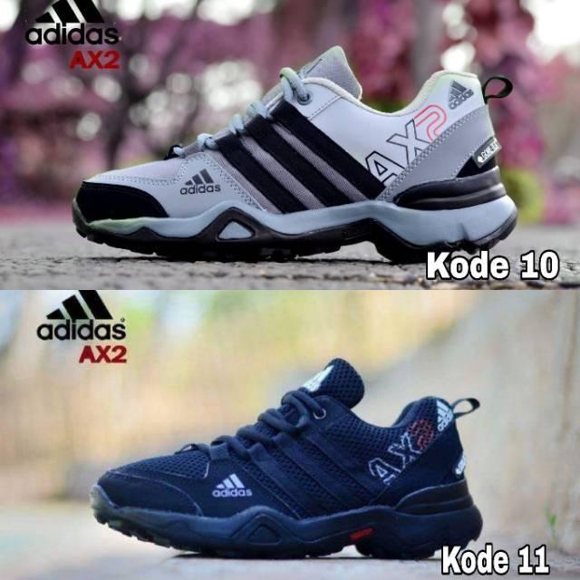 Techdoo Import Sepatu Running Fashion Shoes Olahraga Pria Korea Style  Sekolah Kerja F15 Hitam Polos  152f1eb7df