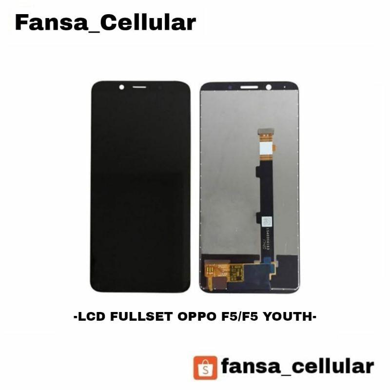 LCD FULLSET OPPO F5/F5 YOUTH