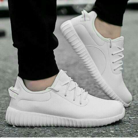 Adidas Yeezy Sneakers Shoes Sepatu Kets Casual Modis Wanita