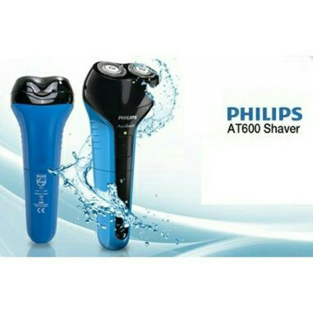 Philips Shaver Alat Cukur Kumis Jenggot Pq206888 Daftar Update Pq206 Pq 206 Elektrik Pencukur At 600 Aqua Touch Electric Cream