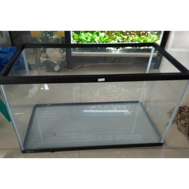 Aquarium Gex 60cm Dan Tutup