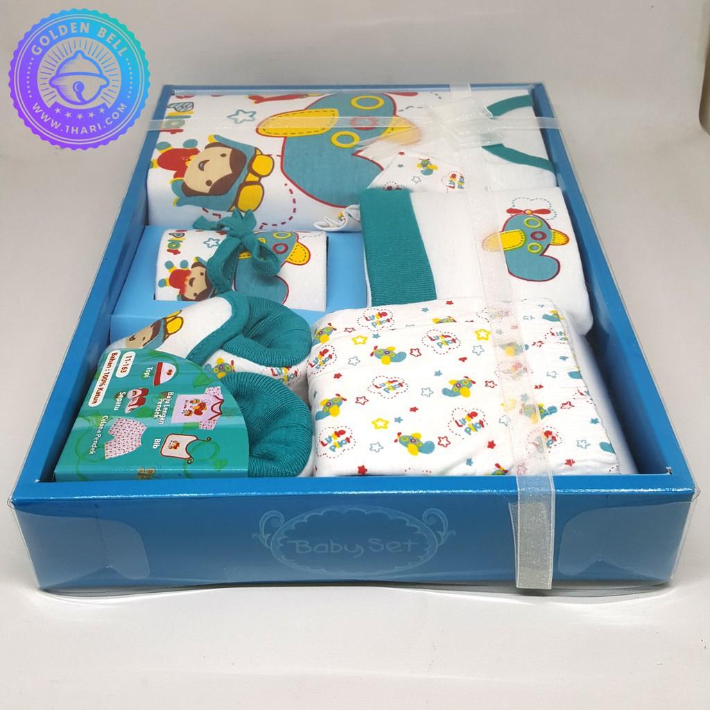 T 049 Perlengkapan Bayi Baru Lahir Newborn Package Baby Gift Set Paket Gb011 Lamb Shopee Indonesia