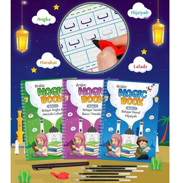 Arabic Magic Book [Versi Indonesia]